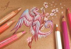 Sakura dragon by AlviaAlcedo on DeviantArt