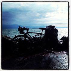 Desenzano del Garda #cycletherapy #LaMiaBambina #prologoMIEst