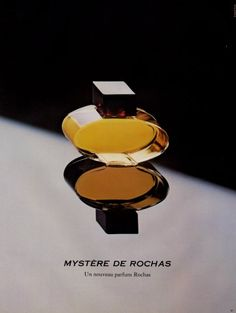Mystere de Rochas (my No.3 favourite)