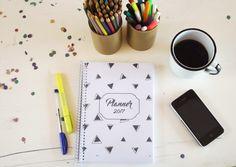 Planner 2017 para download