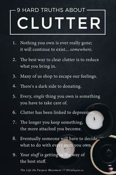 9 Hard Truths About