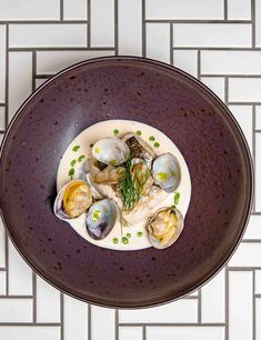 Get a taste of the Spanish Camino with this elegant seafood dish from My Million Pound Menu winner, Pilgrim