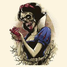 Snow White Zombie