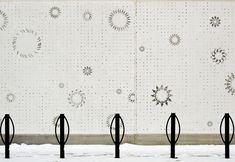 concrete facades: GC Pro™ Frölunda Torg Shopping Centre by Graphic Concrete™ at STYLEPARK