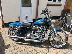 eBay: Harley Davidson Sportster XL1200V Seventy Two 72 #harleydavidson