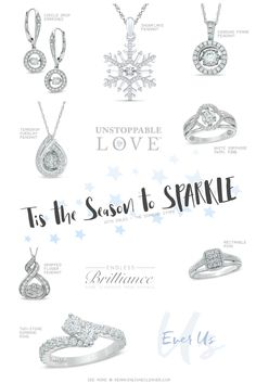 ZALES 2015 HOLIDAY JEWELRY COLLECTIONS on sale now! #spon