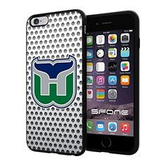"""Hartford Whalers White Net #2227 iPhone 6 Plus (5.5"""") I6+ Case Protection Scratch Proof Soft Case Cover Protector SURIYAN http://www.amazon.com/dp/B00X5TXCYE/ref=cm_sw_r_pi_dp_NcJwvb16YP1R1"""