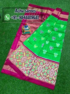 Pochampally ikkat silk sarees ,lahengas ,duppatas and ikkat cotton suits ,sarees available For orders plz msg me in WhatsApp: 9346105747 sarees # pochampally sarees sarees wear silk silk Ikkat Pattu Sarees, Pochampally Sarees, Picnic Blanket, Outdoor Blanket, Cotton Saree, Ikat, Beach Mat, Traditional, Suits