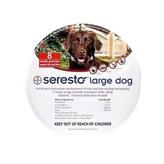 Dog Flea Collar Seresto