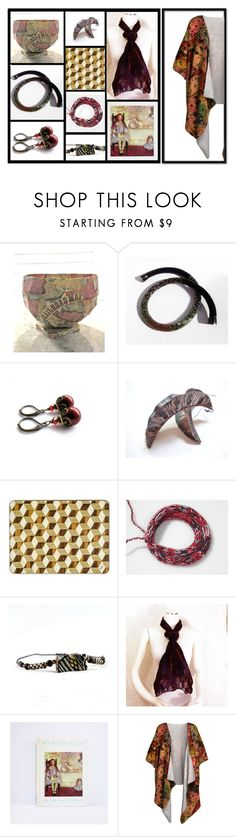 Fall Favorites by whimzingers on Polyvore featuring vintage