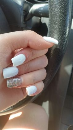 My nails this time around