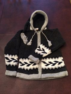 Blue Wolf Tribe Boys Pullover Sweater Cute Crew Neck Knitted Sweater for 2-6T