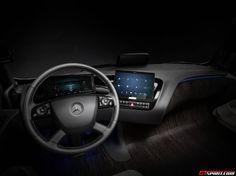 Mercedes-Benz Future Truck 2025 #mbhess #trucks #future #mercedes
