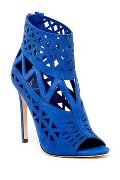 Levens Cutout Bootie by B Brian Atwood on @HauteLook