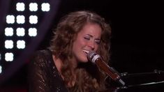 Talented American Idol singer sings a powerful song about salvation