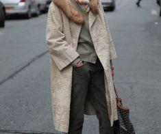 Стиль Susi Rejano (трафик) / О стиле / ВТОРАЯ УЛИЦА Duster Coat, Street Style, Boho, Jackets, Image, Fall, Fashion, Fall Season, Moda