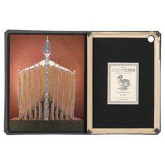 Adoration - Art Deco - DODOcase iPad Air Case