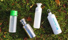 Water bottles - wild kamperen - camping - outdoor