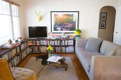 : Alexis & Brooks's Charming West Hollywood Apartment : Apartment Therapy