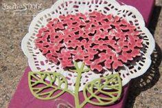 Stempelset Wald der Worte Stampin' Up! Ziehschokolade mit Hortensie #flower KreativStanz http://kreativstanz.bastelblogs.de