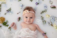 40 Best Ideas For Baby Bath Pictures Newborn Photography Milk Bath Photos, Bath Pictures, Milk Bath Photography, Newborn Photography, Photography Tips, First Bath Newborn, Baby Milk Bath, Baby Monat Für Monat, Bath Girls