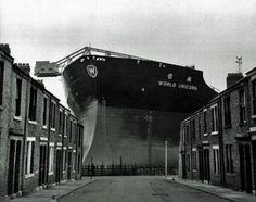 Living near the London Docks