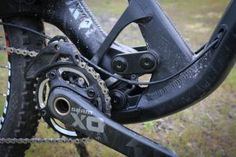 A new era of kinematics? NAILD R3ACT-2Play suspension makes the Polygon Square One ride like nothing else - Bikerumor
