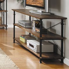 Woodbridge Home Designs Factory Console Table