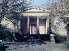 Il @MuseoSannaSS costruito e donato da Zely, figlia di G.A. Sanna, tra il 1926 e il 1931 #MuseumWeek #BehindTheArt