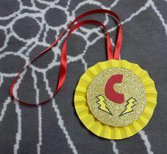 DIY medal for appreciation gift