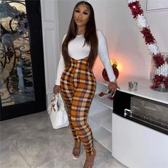 Dope Outfits, Swag Outfits, Trendy Outfits, Fall Outfits, Club Outfits, Black Girl Fashion, Teen Fashion, Fashion Outfits, Womens Fashion