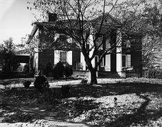 Goulding House.  Kerr Studios-Atlanta History Center Collection.  1953.