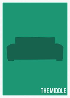 Minimalist TV Shows Posters Collection by Marisa Passos, via Behance