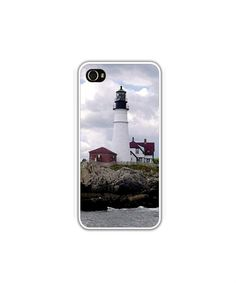 iPhone 4/4S 5 Case Maine Coast Scenic Cases by LovesParisStudio, $30.00