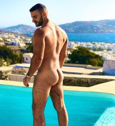 The only Eliad Cohen Arab Men, Men Kissing, Shirtless Men, Hairy Men, Dream Guy, Good Looking Men, Male Beauty, Perfect Man, Male Body
