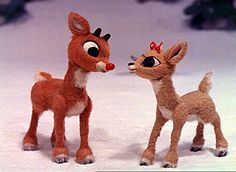 Rudolph! My favorite and my daughters favorite