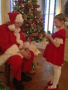 """The Historical Society of Dauphin County hosted """"Christmas At The Mansion"""" at the John Harris-Simon Cameron Mansion in #Harrisburg, Pennsylvania. For only $5 guests could spend time with Santa, take unlimited take-your-own photos, enjoy tours of the mansion, cookies, and an antique toy exhibit."""