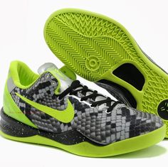 Kobe 8 with pit viper