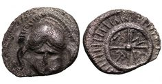 THRACE Mesembria. IV-III Century BC AR Diobol - Greek Coins - Coins
