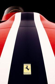 classic cars by ken brown #Ferrari
