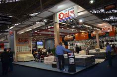 Uma das principais novidades da Onix Colchão na 53º Equipotel, realizada no Pavilhão de Exposições do Anhembi, em São Paulo, é o Colchão Tanger. O produto ...