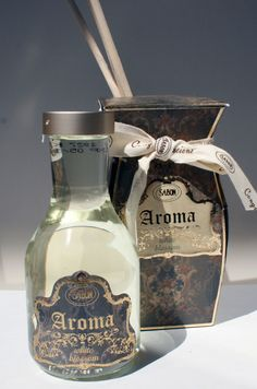 Sabon packaging