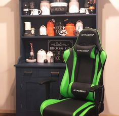 ralphryders's green #gamingchair from #GTRACING. 👀 How to choose the perfect #gaming #chair? The #color is very important!😁 It's time to add some color to your #Halloween🎃 theme #party! Sitting Positions, Gaming Chair, Suits You, Highlight, Helpful Hints, Halloween, Tips, Green, Party