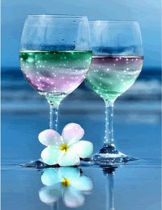 Sparkling wine gif To make wine beverage, this fruit tend to be initial prepared from Wine Glass Images, All Kinds Of Everything, Wallpaper Iphone Love, Gifs, Types Of Wine, Gifts For Wine Lovers, Sparkling Wine, Wine Drinks, Crystals