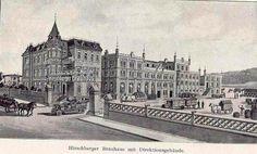 Browar wraz z budynkiem dyrekcji.