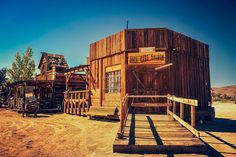 Pioneertown, California | #stock #photography #gettyimages #print #travel |