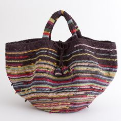 ao with <3 / crochet purse
