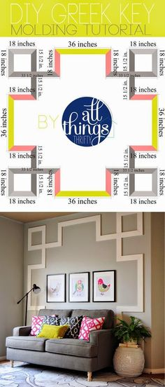 Great idea for a wall display