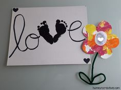 Dyi, Souvenir, Easy Drawings For Kids, Father's Day, Baby Feet Prints, Special Gifts