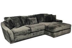 Rauley 2 Piece Sectional - This makes me feel like I am in a harem. 99% sure we are getting it.